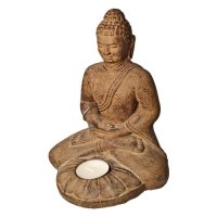 Будда подсвечник