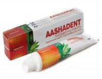 Зубная паста Кардамон и имбирь Herbals Aasha 100гр