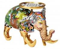 Слон, предмет интерьера